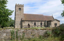 Swarkestone, St James' Church, Derbyshire © Eirian Evans